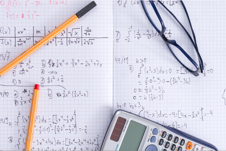The step-up from GCSE to A-Level Maths
